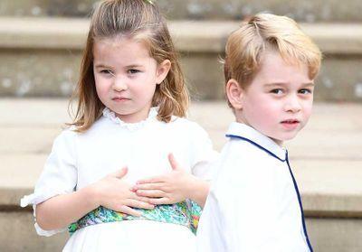 Le prince George fan de football: découvrez la surprise concoctée par Kate et William pour son anniversaire