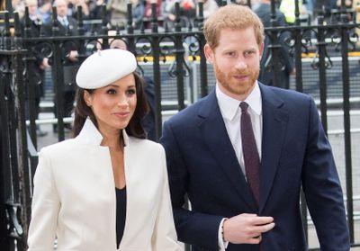 Le prince Harry et Meghan Markle font leurs adieux sur Instagram