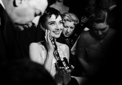 Les plus belles photos rétro des Oscars