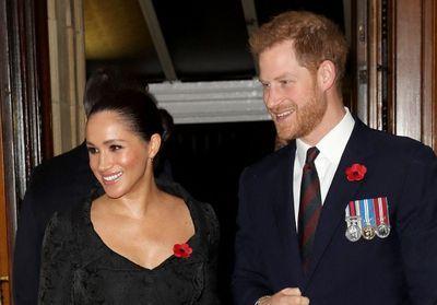 Londres ou Los Angeles : mais où sont passés Meghan Markle et le prince Harry ?