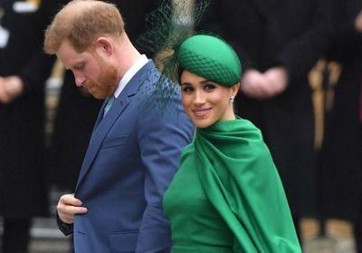 Meghan Markle en larmes pour ses adieux à la famille royale