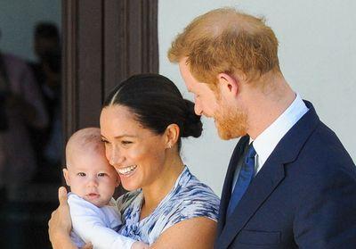 Meghan Markle et le prince Harry : ce détail au sujet d'Archie qui inquiète la reine