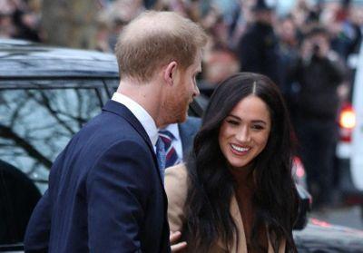 Meghan Markle et le prince Harry cherchent (encore) une nouvelle maison !