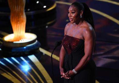 Oscars : le message codé du discours de Serena Williams à Meghan Markle