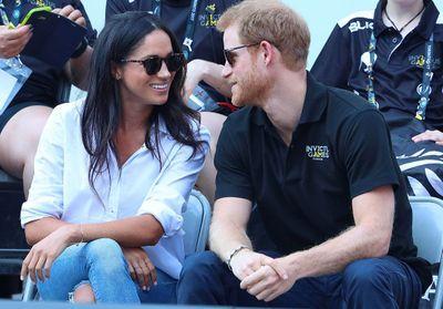 Prince Harry et Meghan Markle en couple : une histoire d'amour royale
