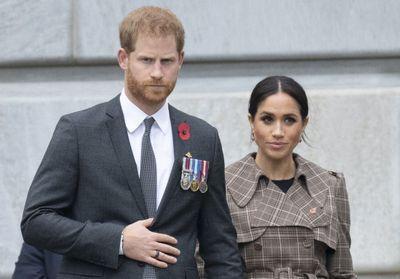 Prince Harry et Meghan Markle : le dossier de création de leur fondation rejeté