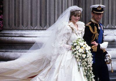 Princesse Diana : sa robe de mariée exposée à Londres cet été