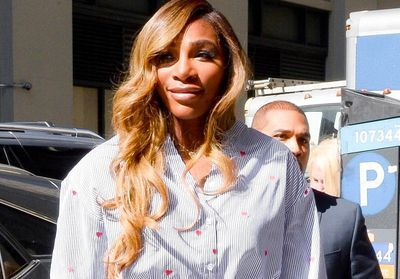 Serena Williams raconte l'organisation de la baby shower de Meghan Markle