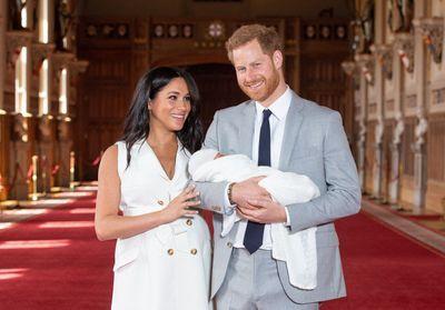 URGENT Le prénom du royal baby enfin dévoilé par Meghan Markle et le prince Harry !