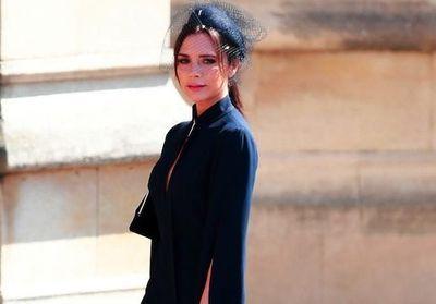 Victoria Beckham répond aux critiques sur sa tenue au mariage de Meghan et du prince Harry