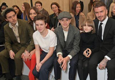 Victoria Beckham : sa famille au grand complet pour la soutenir à la Fashion Week de Londres
