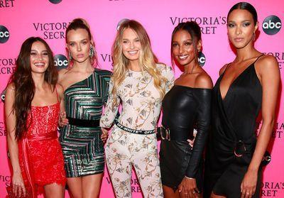 Les Anges de Victoria's Secret réunies pour une soirée exceptionnelle