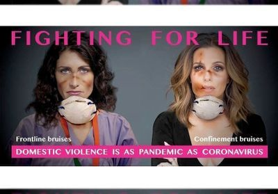 Confinement : les actrices de « Desperate Housewives » et « Dr House » se mobilisent contre les violences conjugales