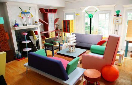 Design Et Colore Le Style Ettore Sottsass Na Pas Pris Une Ride