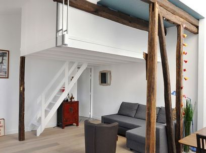 16 id es d co pour ne pas perdre d 39 espace sous l 39 escalier elle d coration. Black Bedroom Furniture Sets. Home Design Ideas