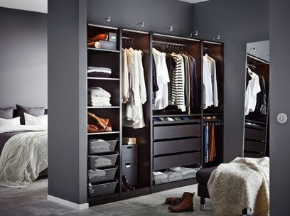 s parer sans cloisonner 10 astuces pour cr er des espaces 2 en 1 elle d coration. Black Bedroom Furniture Sets. Home Design Ideas