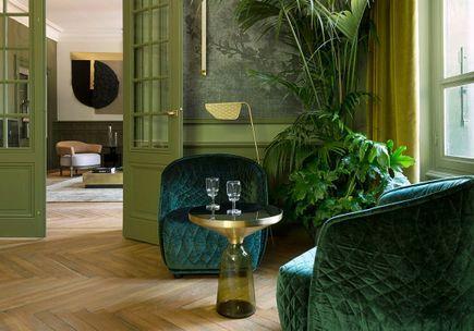 L étonnante rénovation d une maison parisienne du 19ème siècle ... 4dfb50b8aaf0