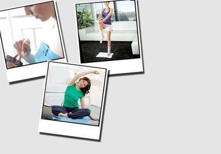 fitness a la maison fabulous exercices fitness faire facilement la maison with fitness a la. Black Bedroom Furniture Sets. Home Design Ideas