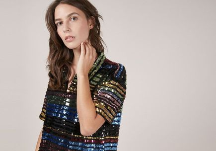 6b9f35958f1 Robes Zara soldes hiver 2019   les plus beaux modèles à shopper et à ...