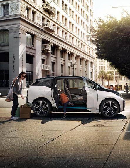 La nouvelle BMW i3, la voiture électrique qui a déjà un temps d'avance