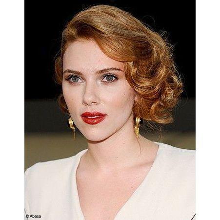 Scarlett johansson cheveux les stars virent blonettes elle - Scarlett prenom ...