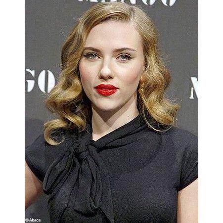 Scarlett johanson nouvelle vague elle - Scarlett prenom ...