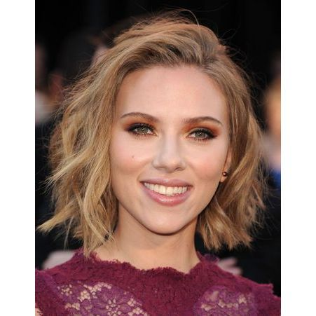 Boyish scarlett johansson ses plus belles coiffures elle - Scarlett prenom ...