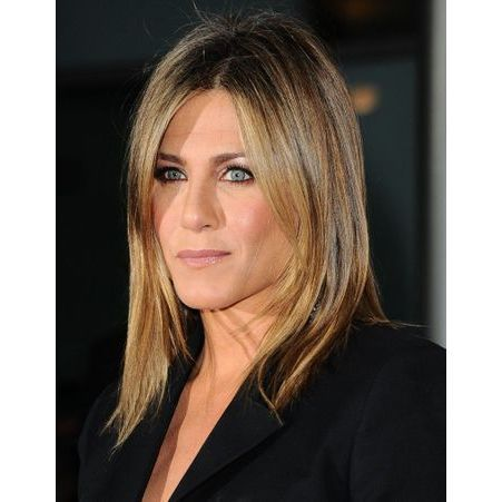 Le carr long dor de jennifer aniston en 2014 l volution coiffure de jennifer aniston elle - Coiffure jennifer aniston ...