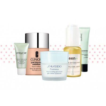 10 soins anti acn pour une peau parfaite elle. Black Bedroom Furniture Sets. Home Design Ideas