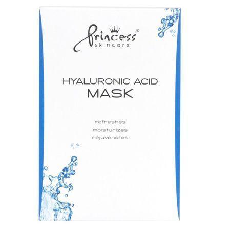 masque l acide hyaluronique princess skincare 10 masques imbib s pour une mise en beaut. Black Bedroom Furniture Sets. Home Design Ideas