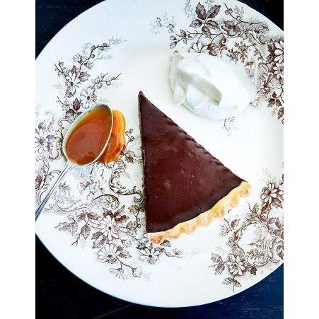 Tarte au chocolat a table avec mimi thorisson elle table for La table de mimi