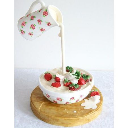 Gravity Cake Sans Gluten