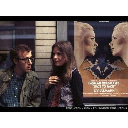 Woody Allen et Diane Keaton dans Annie Hall