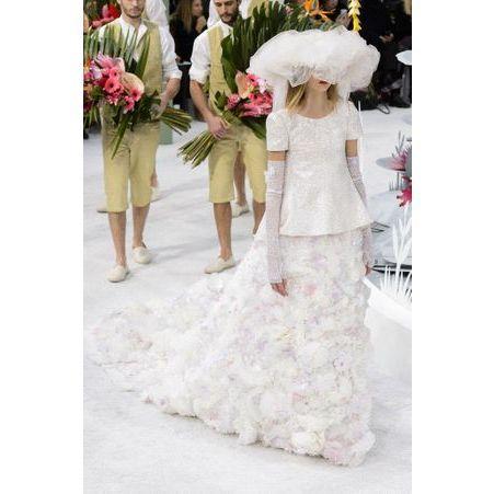 chanel les robes de mari e couture qui nous font r ver