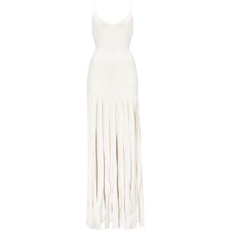 robe longue du soir kate moss pour topshop la collection en vente aujourd 39 hui elle. Black Bedroom Furniture Sets. Home Design Ideas