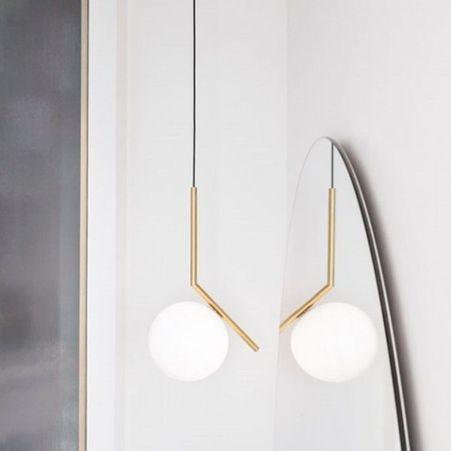 une suspension en laiton no l plus de 100 cadeaux design elle. Black Bedroom Furniture Sets. Home Design Ideas