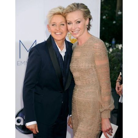 portia gay dating site Ellen degeneres is celebrating her eighth wedding anniversary to portia de rossi by posting to  the pair had been dating since  signs anti-gay law most read .