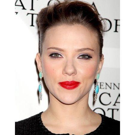 La bouche de scarlett johansson chirurgie esth tique les stars servent de mod le elle - Scarlett prenom ...