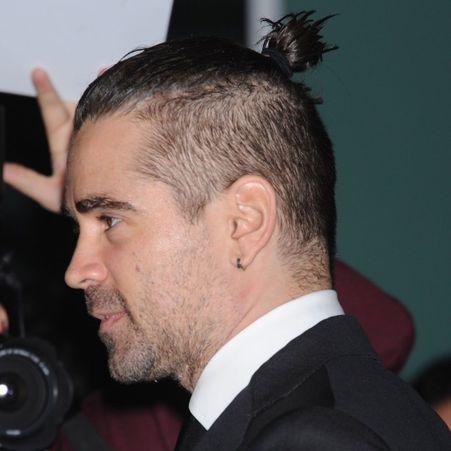 Coupes de cheveux crГ©atives des hommes avec une queue