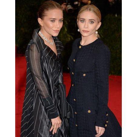 Mary Kate et Ashley Olsen en Chanel vintage