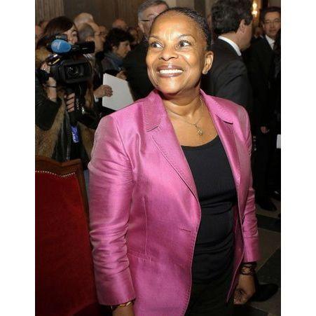 Christiane Taubira pas de referendum sur le mariage gay