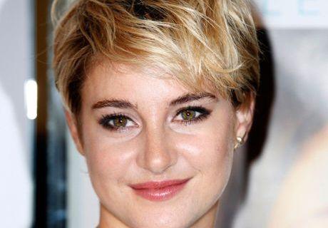 Cheveux courts sur tapis rouge : Shailene Woodley a tout bon