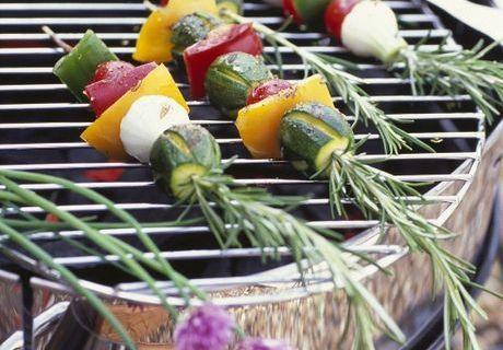 Un barbecue, oui, mais végétarien