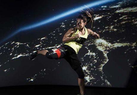 L'Immersive Fitness, le sport en 3D qui nous a bluffées