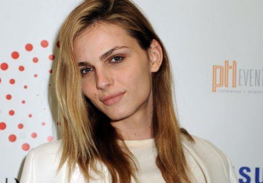 Andreja Pejic : le mannequin transgenre devient égérie Make Up Forever