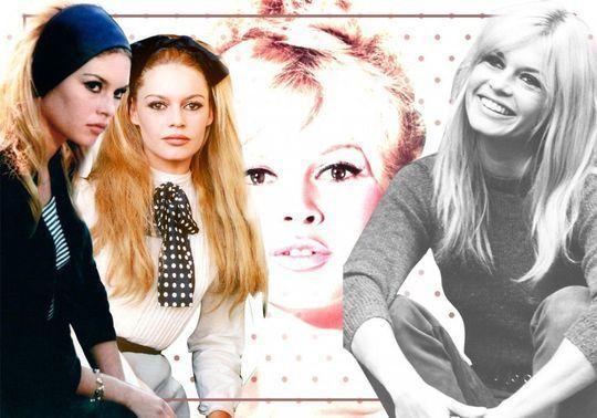 Brigitte Bardot : retour sur 20 coiffures mythiques