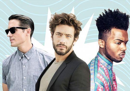 30 coupes de cheveux pour hommes qui nous séduisent sur Pinterest