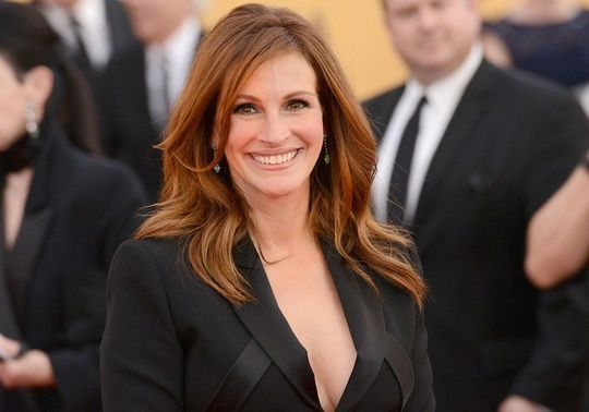 Julia Roberts retrouve son roux myhtique de « Pretty Woman »