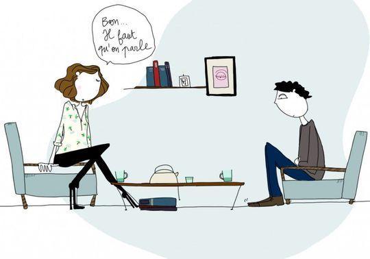 Couple : 7 conseils pour renouer le dialogue