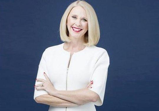 Une présentatrice télé australienne apparaît sans maquillage